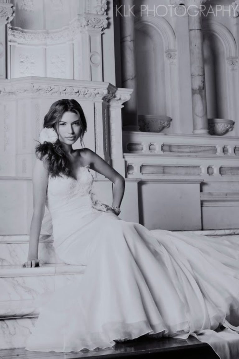 Amy Michelson: Bridal Fashion Shoot!