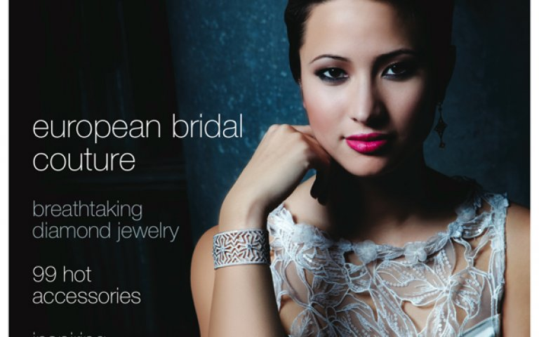 KLK Photography in Grace Ormonde's WEDDING STYLE MAGAZINE!