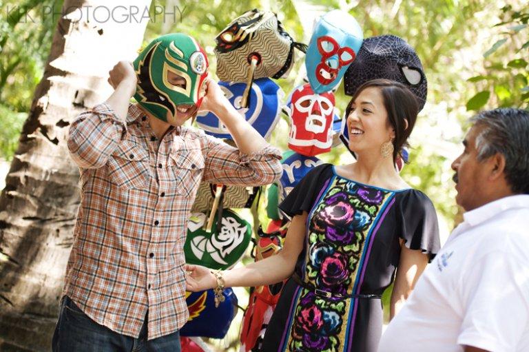 Danielle & Ben's Engagement Shoot in Puerto Vallarta, Mexico!