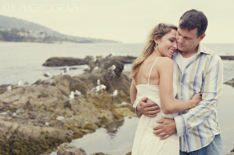 KLK Photography: Montage Beach Engagement Session