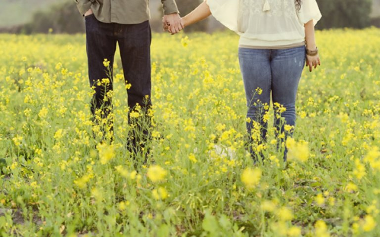 Christian & Anita's Engagement Session!