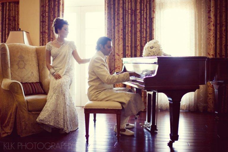 Sri Lankan Wedding: San Marino, CA {Sneak Peek!}