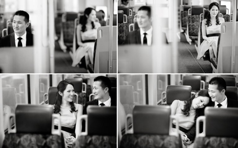 Crystal & Sandy: Los Angeles Engagement Shoot by KLK Photography