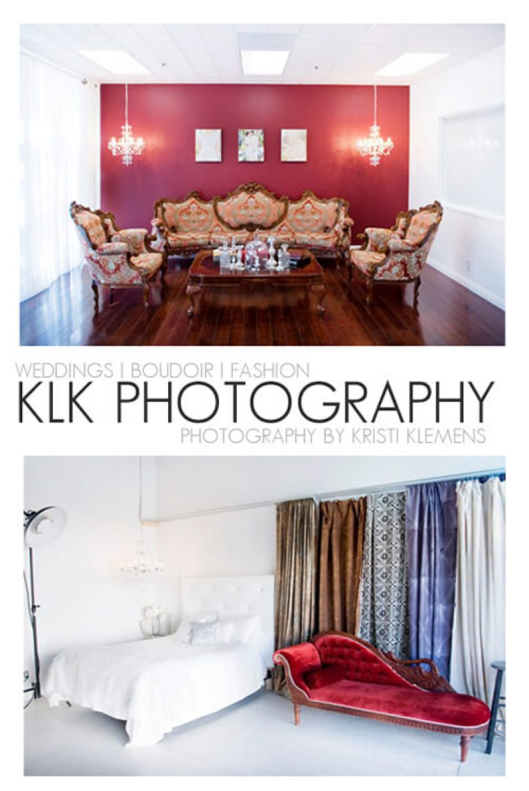 KLK Photography Studio Celebrates One Year!