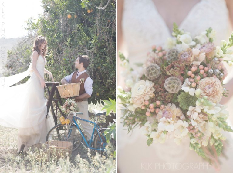 Amy Michelson Bridal Gowns | Bridal Fashion Shoot by KLK { PART I }