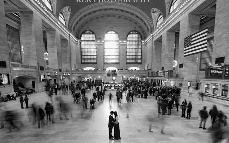 New York Engagement by KLK Photography