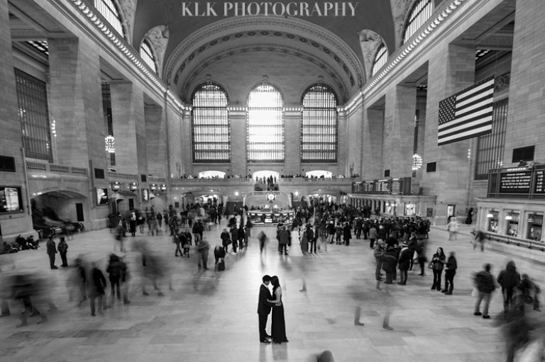 New York Engagement by KLK Photography
