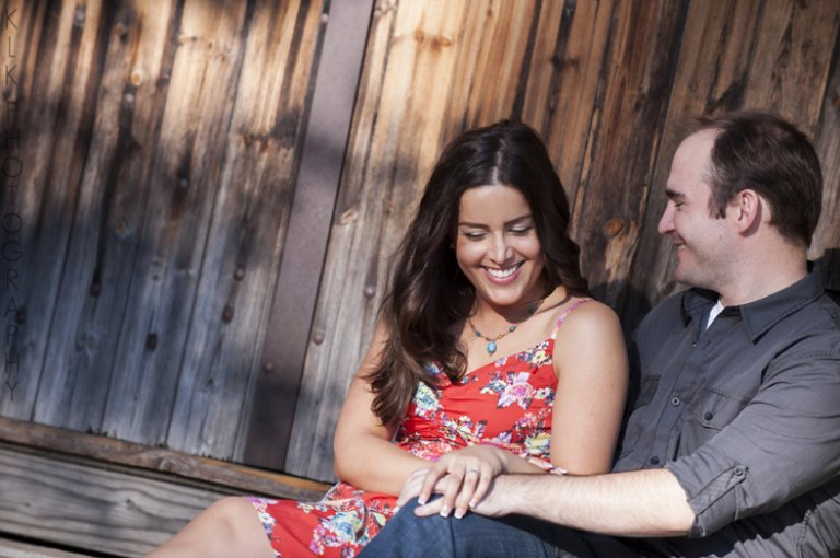 Orange County Engagement Photographer | KLK Photography