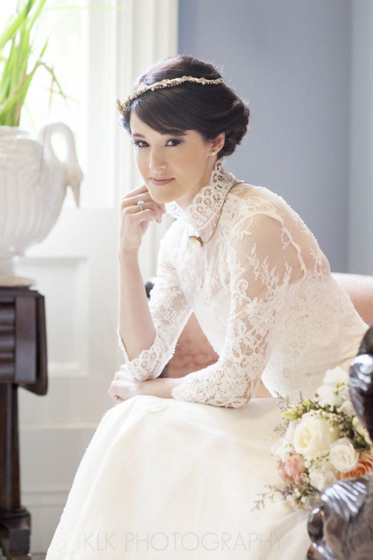 Houmas House Plantation Wedding | Edwardian Elegance